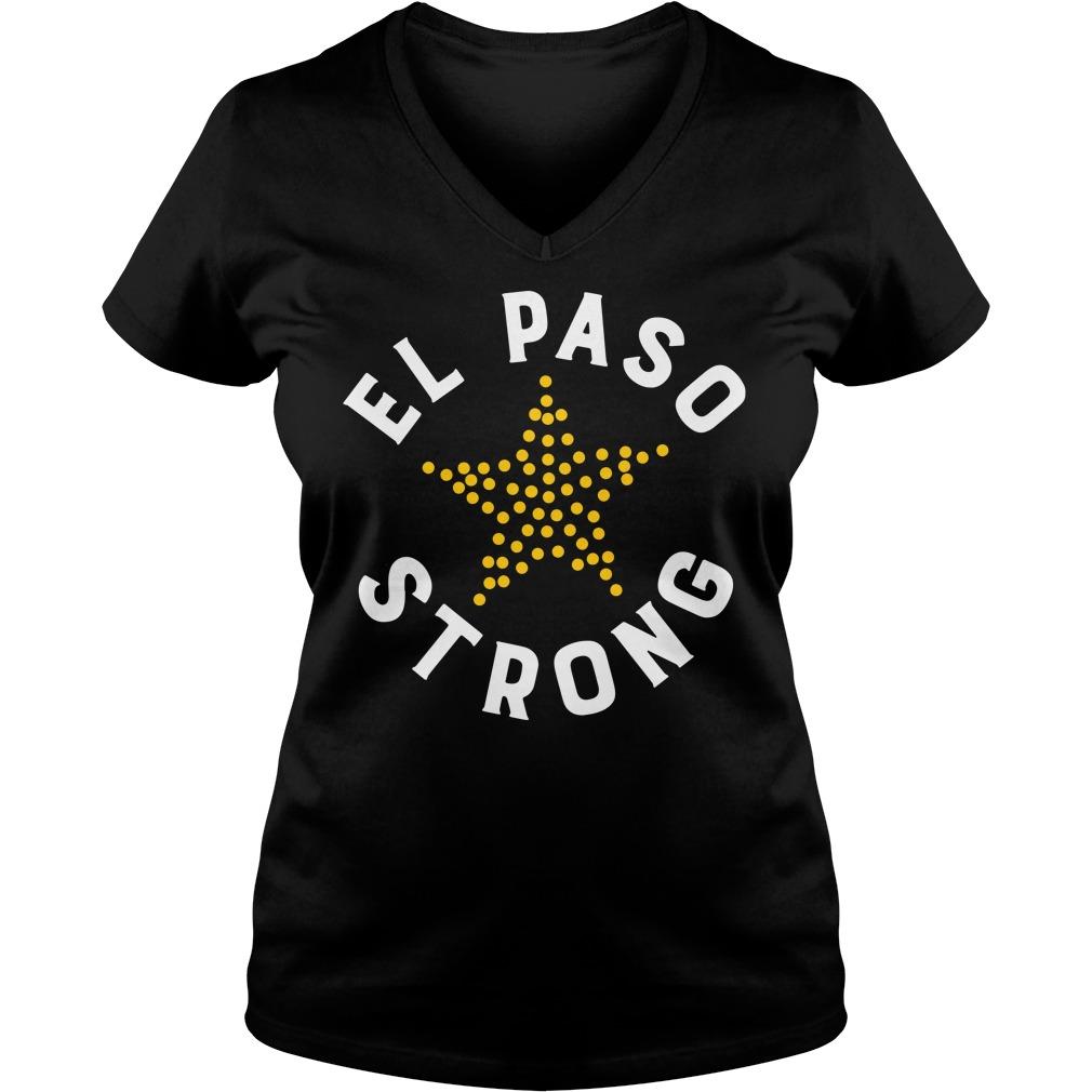 El Paso Strong Star Shirt
