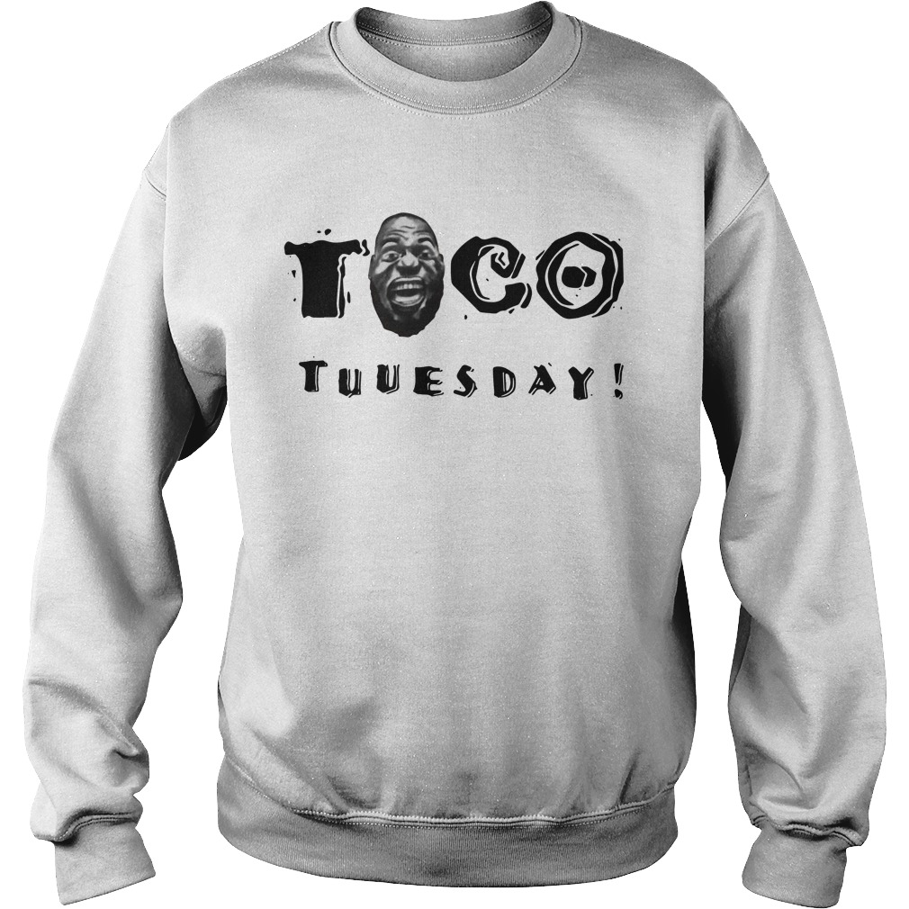 Lebron James Taco Tuesday Shirt