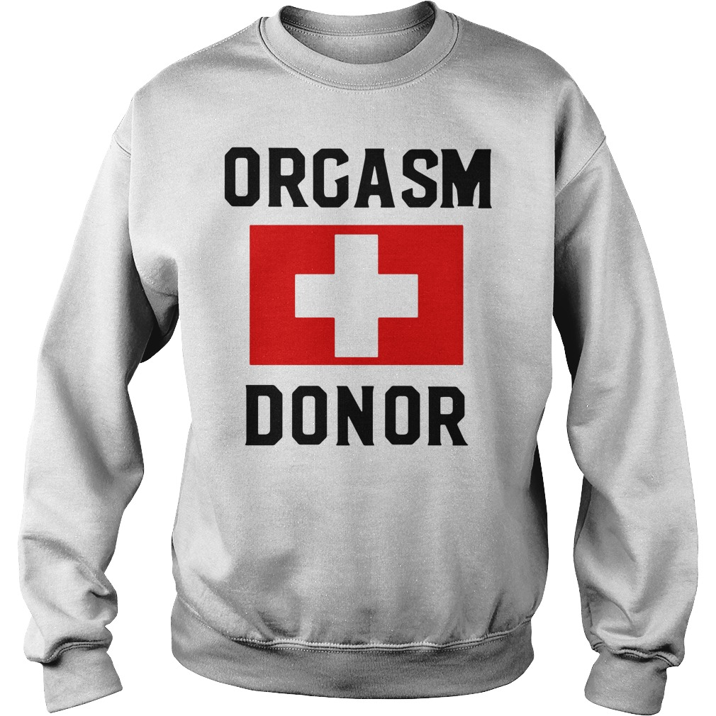 Orgasm Donor Sweater