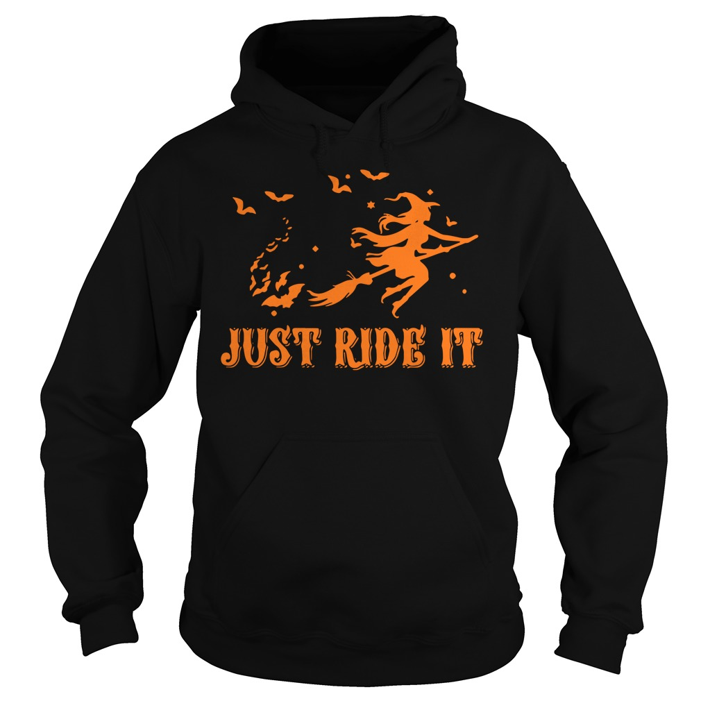 Witches Just Ride It Halloween Shirt