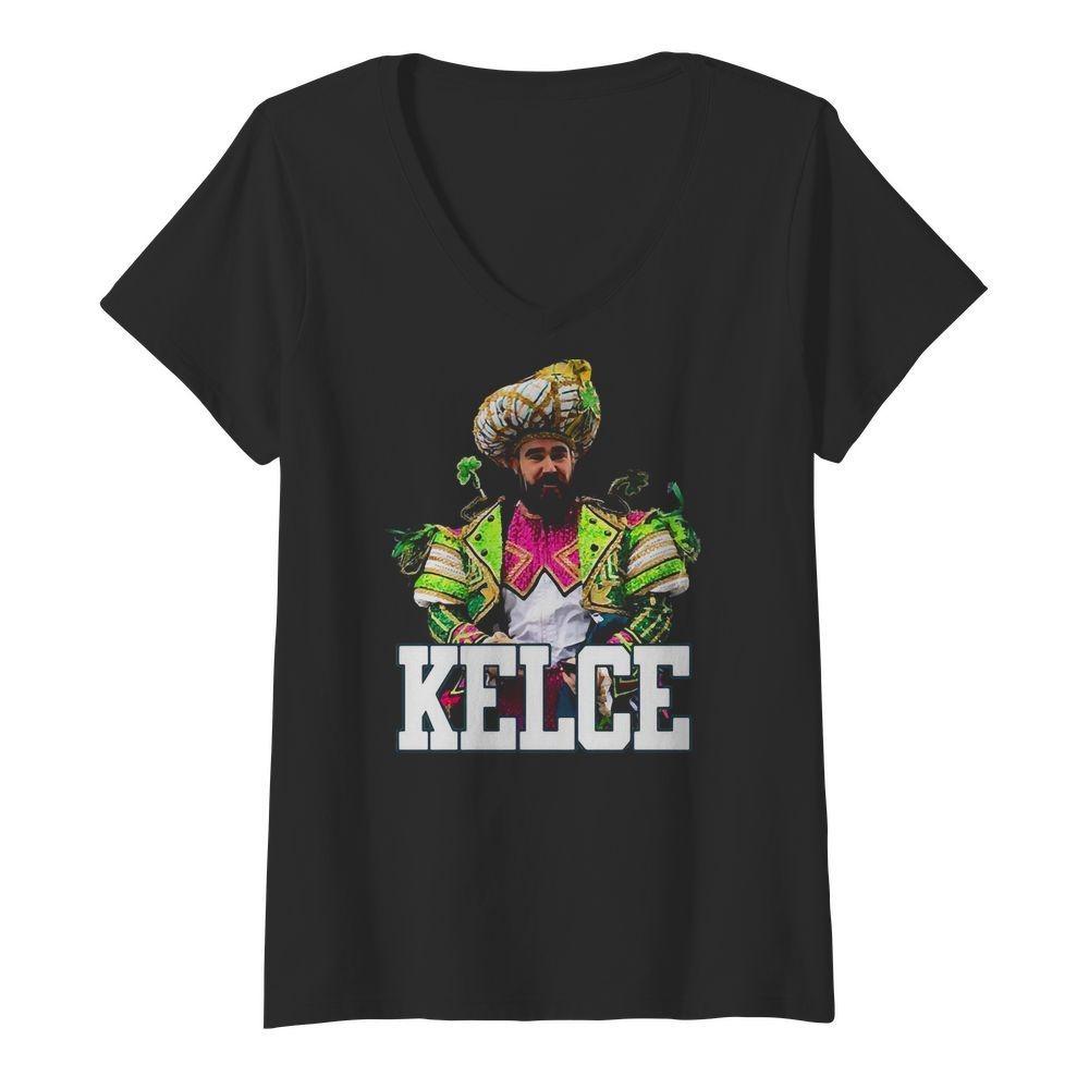 Details About Jason Kelce Philadelphia Eagles Parade Mummers Shirt