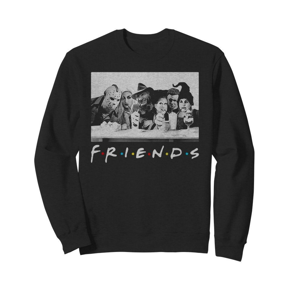 Hocus Pocus Horror Halloween Friends Sweater