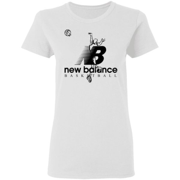 New Balance Basketball Shot Kawhi Leonard Shirt
