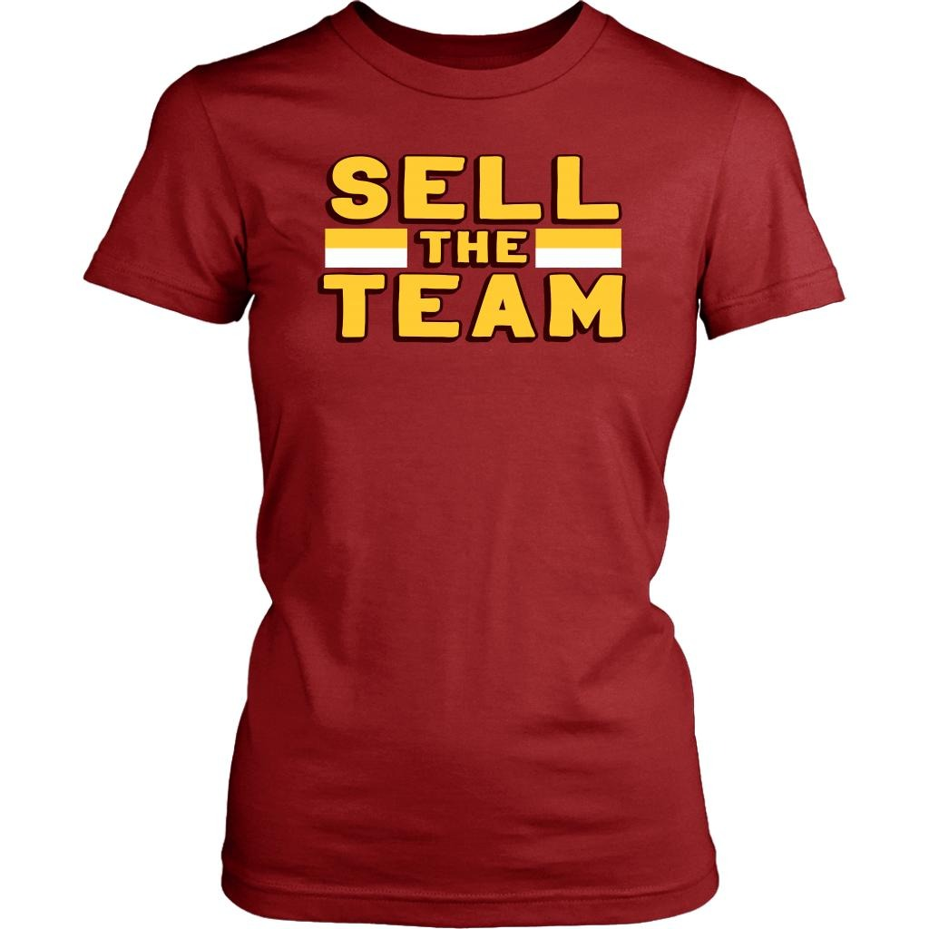 Sell The Team Washington Redskins Shirt