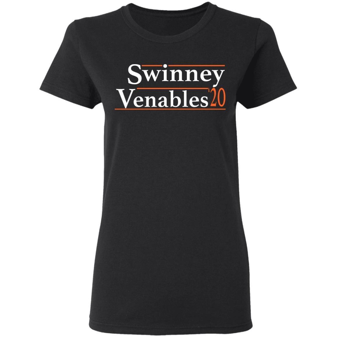 Swinney Venables 2020 Shirt
