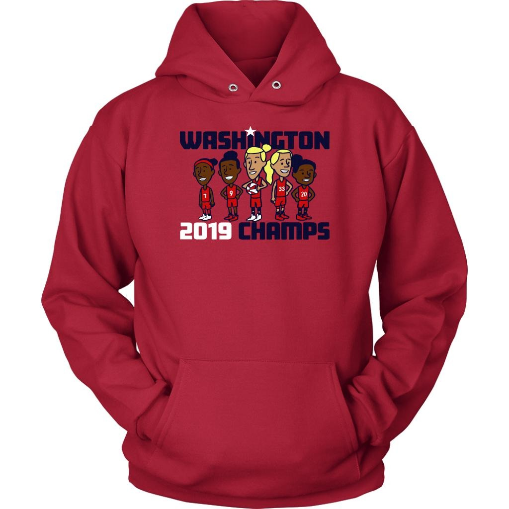 Washington 2019 Champs Shirt