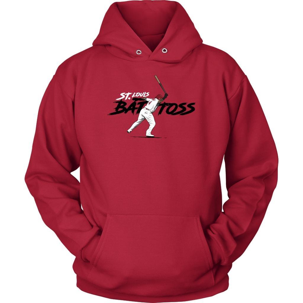 Yadi Molina Bat Toss St Louis Cardinals Shirt