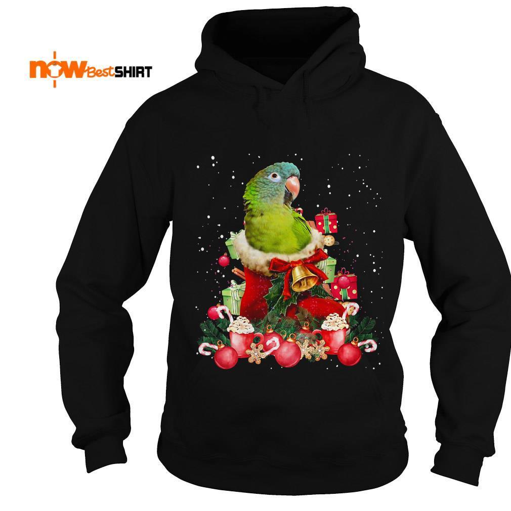 Parrot Gift Ball Christmas Crewneck Hoodie