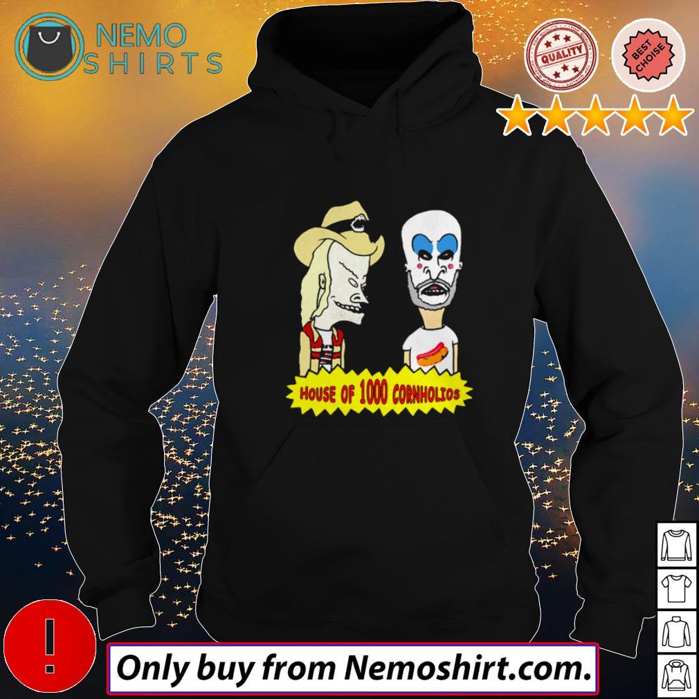 House Of 1000 Cornholios Beavis And Butthead Shirt