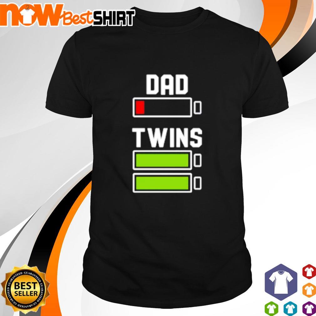 Dad Twins shirt