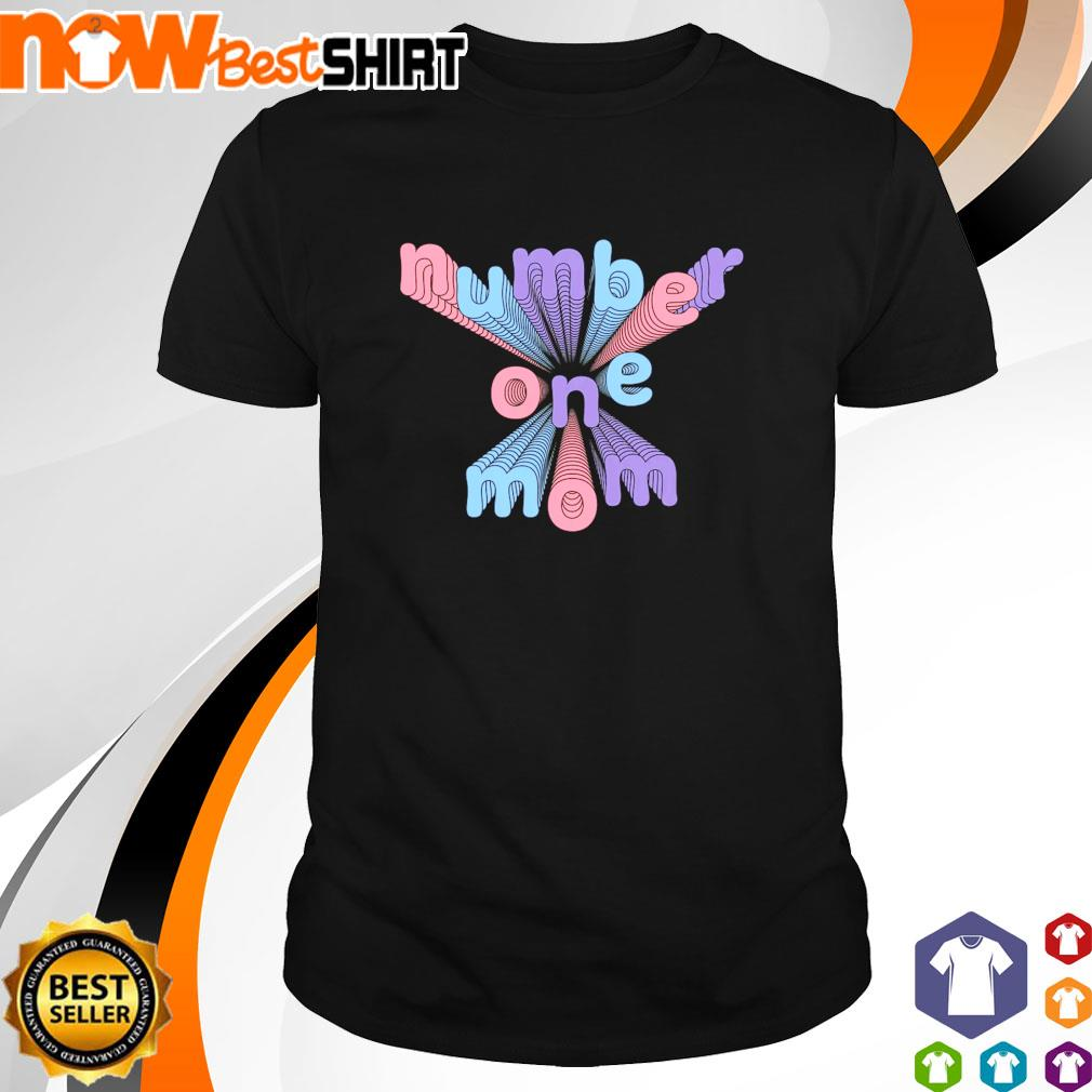 Number one Mom shirt