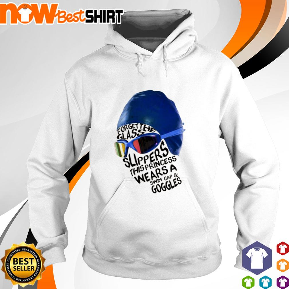 Swimming Princess forget the glass slippers this princess wears a swim s hoodie