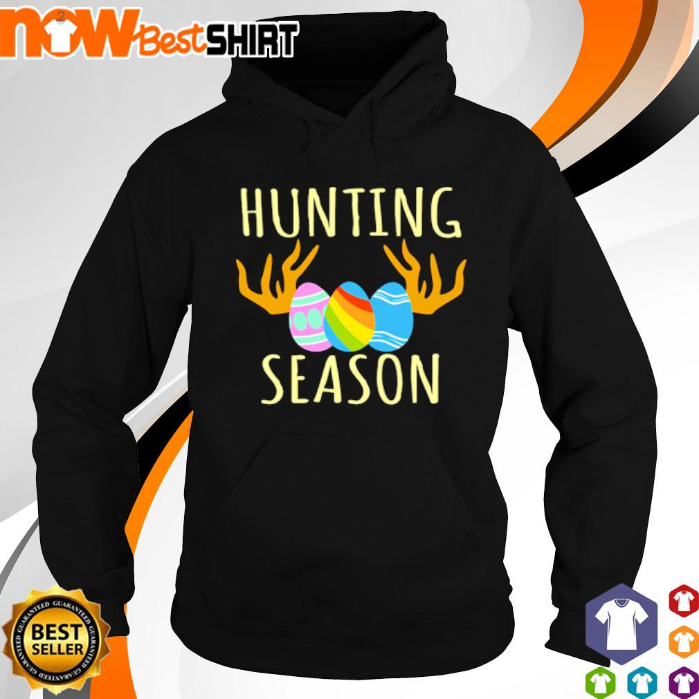 Happy Easter Bunny Hunting Season s hoodie