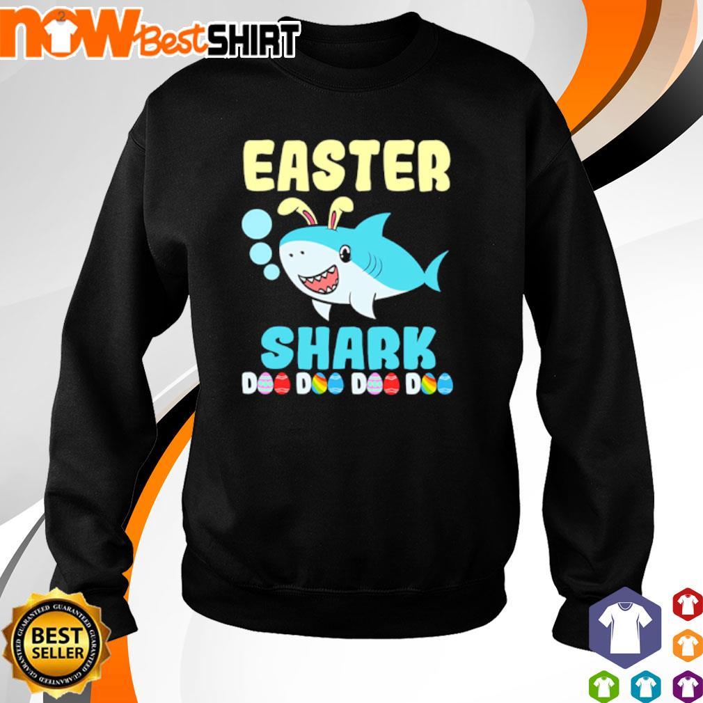 Happy Easter Shark Doo Doo Doo Doo s sweater
