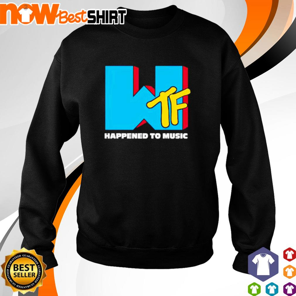 WTF happened to music s sweater