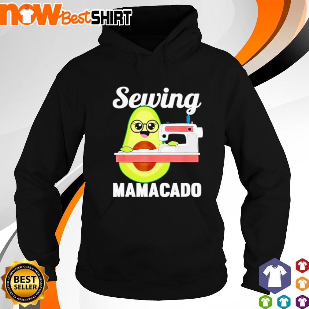 Avocado sewing mamacado hoodie