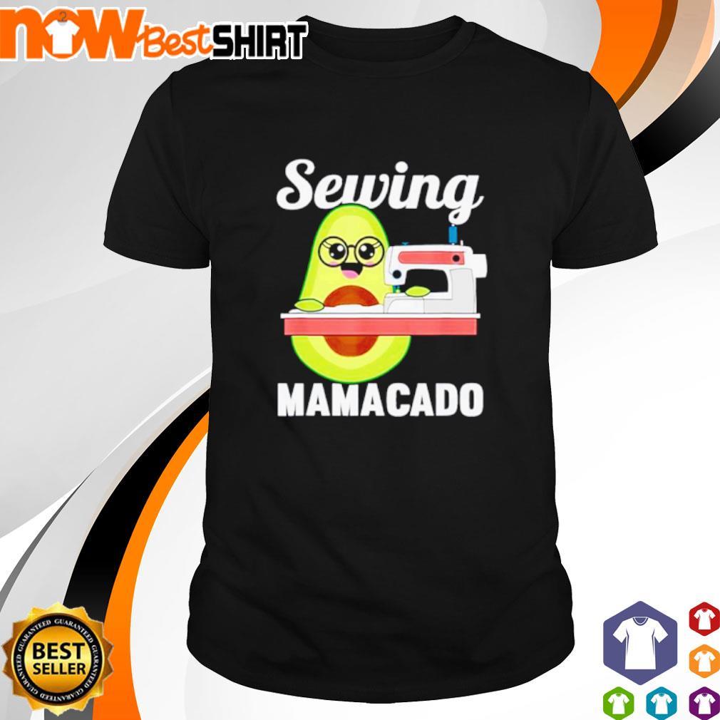 Avocado sewing mamacado shirt