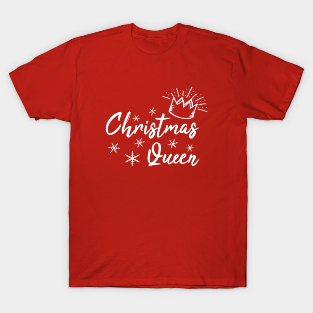 Christmas Queen shirt