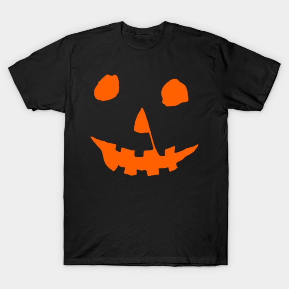 Jack-O'-Latern Halloween shirt